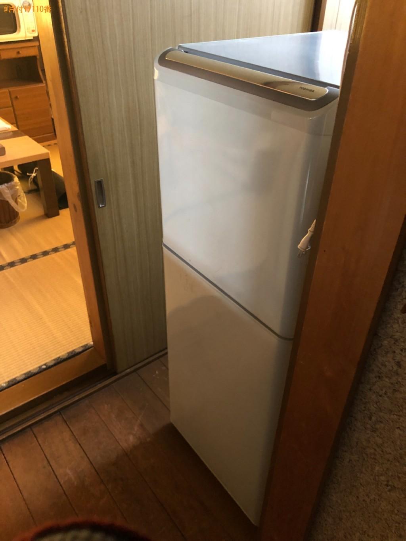 【大津市】冷蔵庫の回収・処分ご依頼 お客様の声