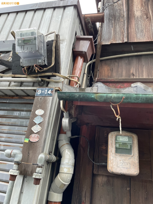 【大津市】屋根についている雨樋の掃除ご依頼 お客様の声