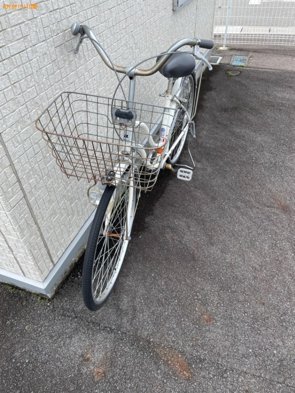 【守山市荒見町】自転車等の回収・処分ご依頼 お客様の声