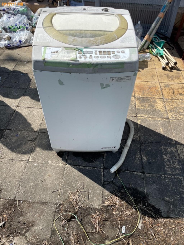 【大津市】洗濯機、マットレスの回収・処分ご依頼 お客様の声